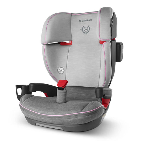 UPPABABY ALTA High Back Booster Seat - SASHA (Heather Grey/Light Grey)