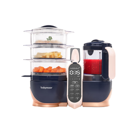 BABYMOOV Duo Meal Station XL