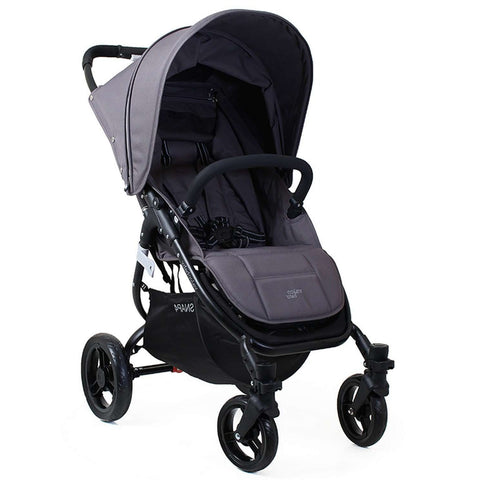 Valco Baby Snap 4 Classic - Poussettes Dove Grey VALCO BABY - Kido Bebe
