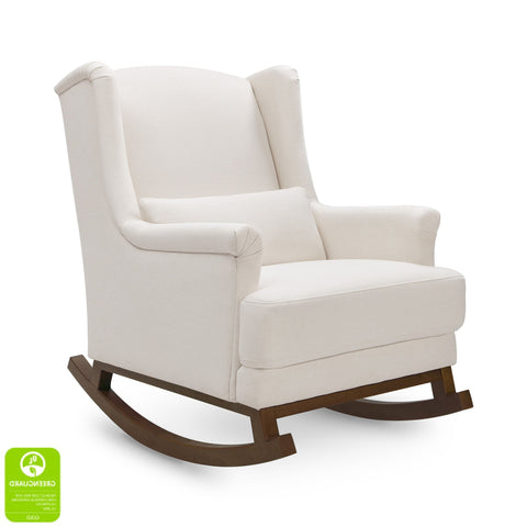 MDB CLASSIC Miranda Wingback Rocker in Eco-Performance Fabric