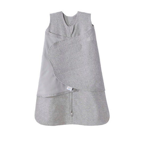 SleepSack Swaddle Heather Grey Newborn