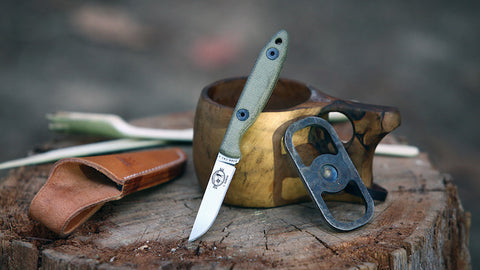 ESEE Rat Cutlery Knives