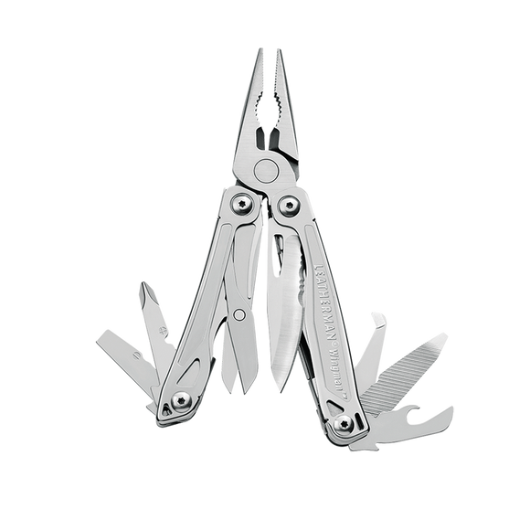 LEATHERMAN WINGMAN 14 TOOLS IN ONE MULTI TOOL PLIER.