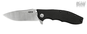 ZERO TOLERANCE 0562CF ZT0562CF HINDERER SLICER CPM-S20CV STEEL CF FOLDING KNIFE