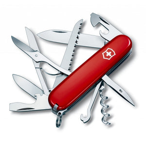 SWISS ARMY VICTORINOX 53201 1.3713-033-x1 HUNTSMAN RED MULTI FUNCTION  KNIFE