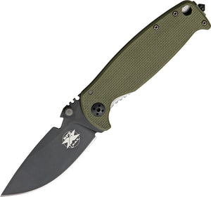 DPX GEAR DPXHESTF20 HEST FRAMELOCK D2 STEEL ROBERT PELTON FOLDING KNIFE