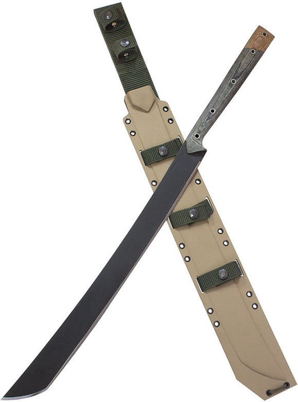 CONDOR CTK1807193 YOSHIMI MACHETE WITH SHEATH