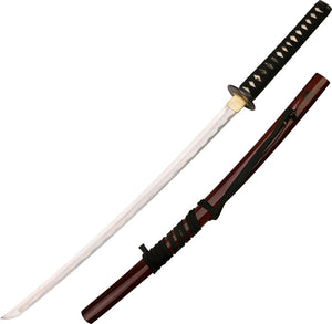 MASTER COLLECTION MC47R001 47 RONIN ASANO CLAN SWORD WITH SCABBARD.