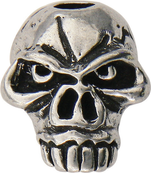 SCHMUCKATELLI CO SMUKEJP EMERSON JUMBO SKULL BEAD