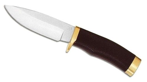 BUCK 692 692BKS VANGUARD FIXED BLADE KNIFE WITH SHEATH