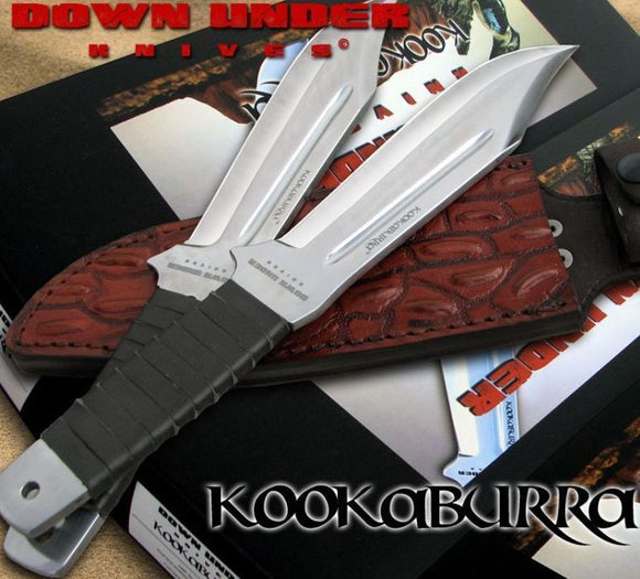 DOWN UNDER KNIVES DUKKB THE KOOKABURRA UTILITY HUNTING KNIFE