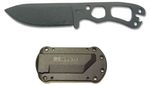 KA-BAR BK11 BECKER NECKER NECK CARRY KNIFE WITH SHEATH