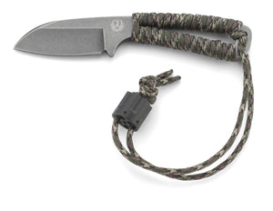 RUGER KNIVES R1301K CORDITE COMPACT RMJ TACTICAL DESIGNED FIXED BLADE KNIFE
