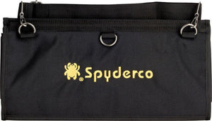 SPYDERCO SP2 SMALL SPYDERPAC STORAGE PACK FOR ALL SPYDERCO KNIVES.