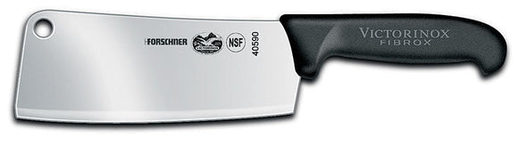 SWISS ARMY VICTORINOX 40590 7 INCH CLEAVER KITCHEN KNIFE.