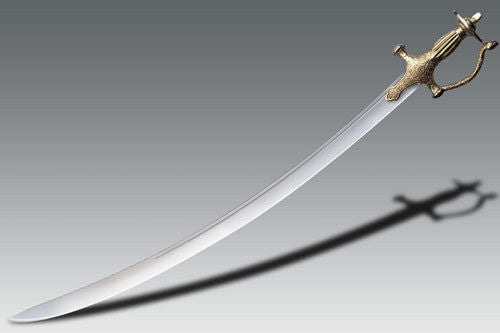 COLD STEEL 88EITB INDIAN TALWAR SWORD