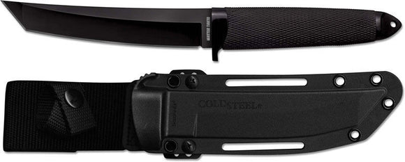 COLD STEEL 13QBN 3V MASTER TANTO CPM 3V FIXED BLADE KNIFE WITH SHEATH