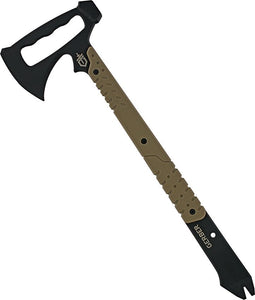 GERBER G0715 DOWNRANGE TOMAHAWK US MADE WITH SHEATH