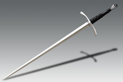 COLD STEEL 88ITS ITALIAN LONG SWORD WITH SCABBARD