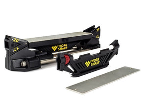 WORK SHARP WSGSS WORK SHARP GUIDED SHARPENING SYSTEM
