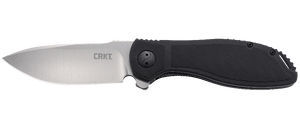 CRKT K290KXP PROWESS SATIN PLAIN EDGE KEN ONION FOLDING KNIFE.