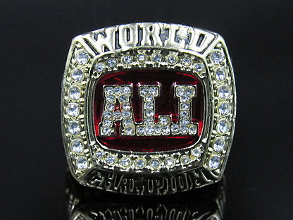 Ali Career Legend Ring