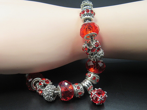 Luxury Red Crystal