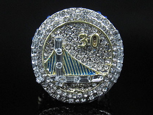 Stephen Curry Championship Ring
