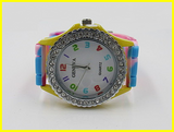 Crystal Rainbow Watch