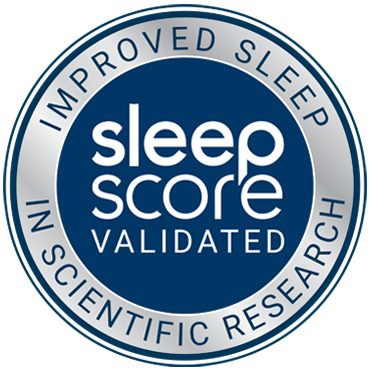 SleepScore validated badge