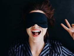 Moonlit Skincare Blackout Sleeping Eye Mask