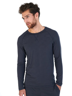 dagsmejan Long Sleeve for Men - Nattwell™ Sleep Tech