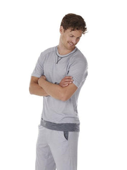 dagsmejan T-Shirt for Men - Nattwarm™ Sleep Tech