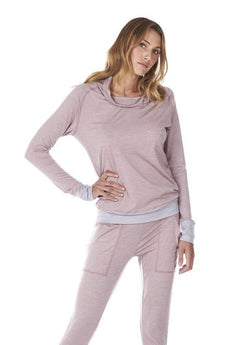 dagsmejan Long Sleeve for Women - Nattwarm™ Sleep Tech