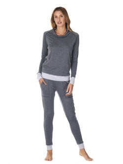 dagsmejan Women's Nattwarm™ Sleep Tech - Long Sleeve & Pants Set