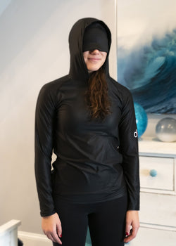 dēp slēpwear - Women's Traveler Sleep Hoodie
