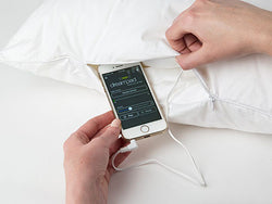 Dreampad - Support Pillow Firm with Music & Sleep Technology