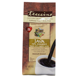 Teeccino - Java Chicory Herbal Coffee