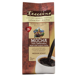 Teeccino - Mocha Chicory Herbal Coffee