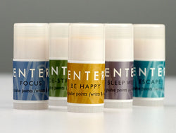 Scentered Aromatherapy –  Mindful Minis Tin Balm Sticks