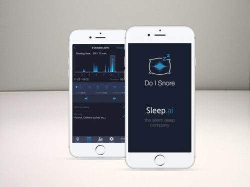 Do I Snore or Grind App by SleepScore Labs