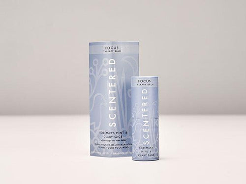 Scentered Therapy Balm – Focus