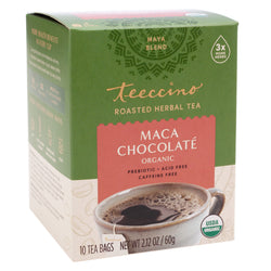 Teeccino - Maca Chocolaté Chicory Roasted Herbal Tea