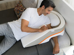 MedCline Reflux Relief System: Reflux Pillows from Medcline | SleepScore