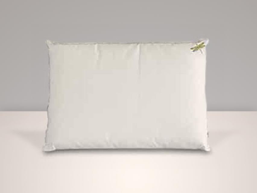 Dreampad Slim Support Pillow with Music & Sleep Technology