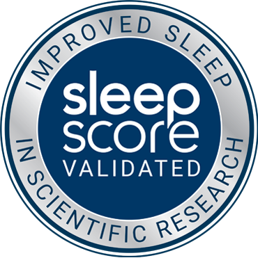 Validated by SleepScore Labs sleep experts