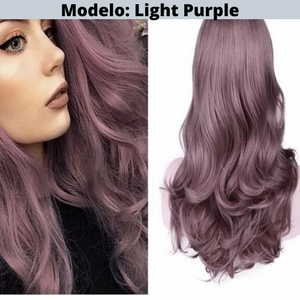 Peruca - Light Purple