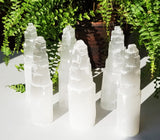 "Large Selenite Tower 8"" - Energy Peace Shop"