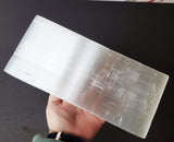 Large Selenite Charging Plate - Energy Peace Shop