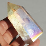 Angel Aura Quartz Crystal - Energy Peace Shop